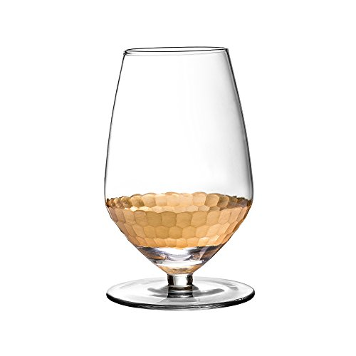 Fitz and Floyd 229705-4SW Daphne Wine Glasses, -