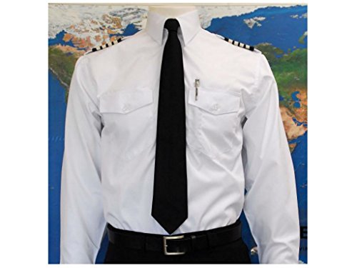 Elite Pilot Long Sleeve 19 32/33 (Tapered Pilot Shirts)