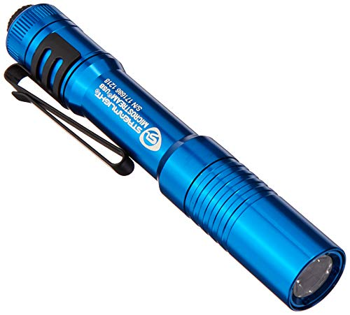Streamlight 66603 Flashlight Micro Stream USB, Blue