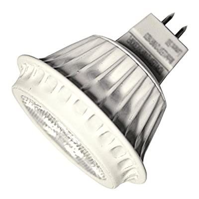 TCP Dimmable 7W 3000K 20° MR16 LED Bulb, GU5.3 Base