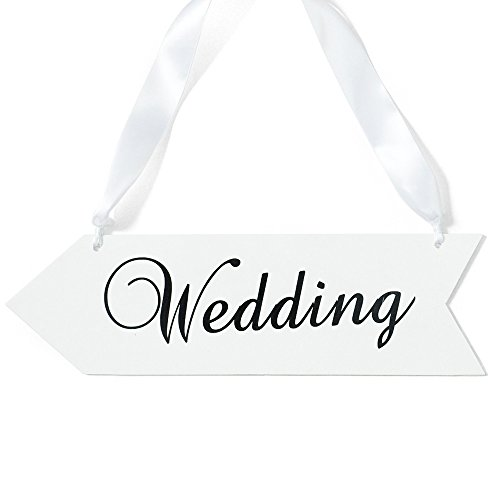(Creative Wooden Wedding Signs Post Wedding Wood Directional Sign Wedding Reception Arrow Wedding Signs)