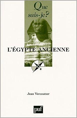 Lire un L'Égypte ancienne pdf, epub