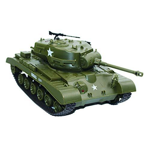 米国 US M4A3 SHERMAN RCバトル 赤外線 生命値 2台対戦 タンクおもちゃ RCモデル戦車 軍隊ファン対応 HengLong 2.4G1:30  3841-02 21.5 ×10 ×9.5 cm アーミーイエロー色