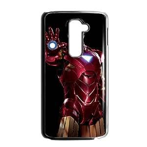 Iron Man LG G2 Cell Phone Case Black MNQ