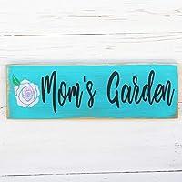 Garden Decor Gardening Gift for Mom Mother's Day Sign