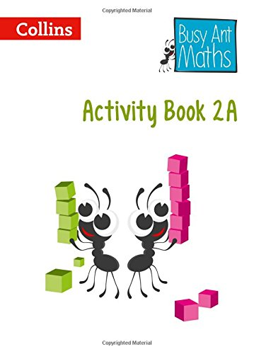 Busy Ant Maths  Year 2 Activity Book 1