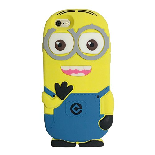Girl Minions - CASESOPHY Minions Case for iPhone 6+