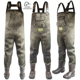 Ducks Unlimited Wigeon 5mm 1600g Waders (11)- MOBL