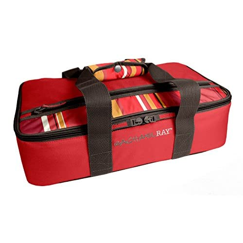 Rachael Ray Lasagna Lugger (Red Stripe)