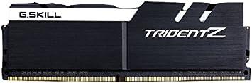 G.SKILL 16GB (2 x 8GB) TridentZ Series DDR4 PC4-32000 4000MHz 288-Pin Desktop Memory Model F4-4000C19D-16GTZKW