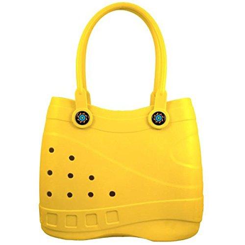 Optari Sol Tote Bag Large Yellow - Optari STYELG -