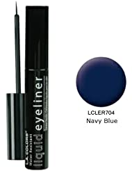 (3 Pack) LA COLORS Liquid Eyeliner - Navy Blue