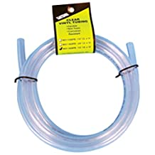 "Valterra W01-1600PB 1/2"" I.D. x 10' Clear Vinyl Tubing with Header"