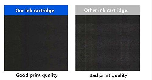YATUNINK(TM) 5 Black Ink cartridges Compatible For PGI-220BK IP3600 IP4600 IP4700 MP540 MP560 MP620 MP620B MP630 MP640 MP980 MP990 MX860 MX870 Photo #2