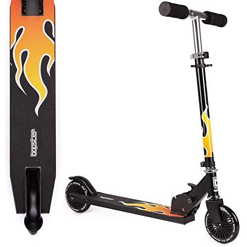 Patinete infantil plegable de 2 ruedas Bopster - Flame