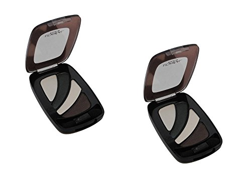 L'Oreal Paris Colour Riche Shadow Quads, Sophisticated Angel, 0.17 Ounce (Pack of 2)