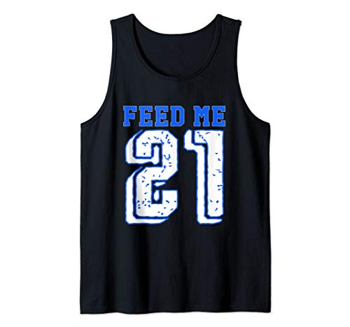 - Cowboys feed me Elliot Game Day Gear Fan  Tank Top