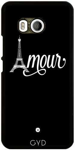 Funda para Htc U11 - Amo París by wamdesign