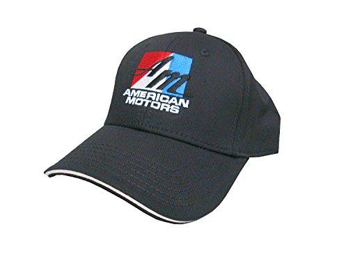 C Hat : Black - AMX Hurst/Scrambler Javelin S/S Donahue SCCA ()