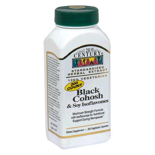 21st Century Standardized Isoflavones 200 Count product image