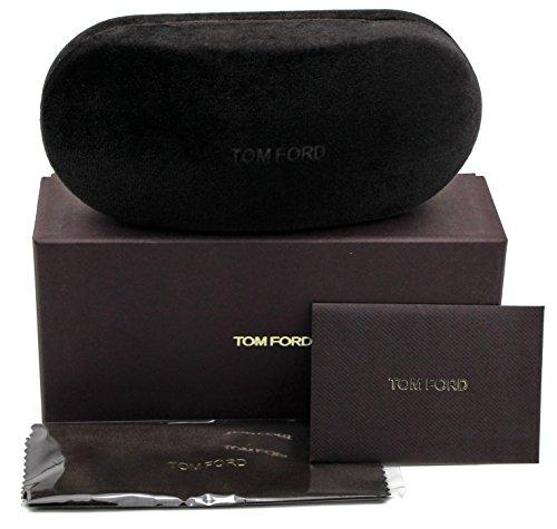 New Original Tom Ford Sunglasses Eyeglasses Case (Small, Black)