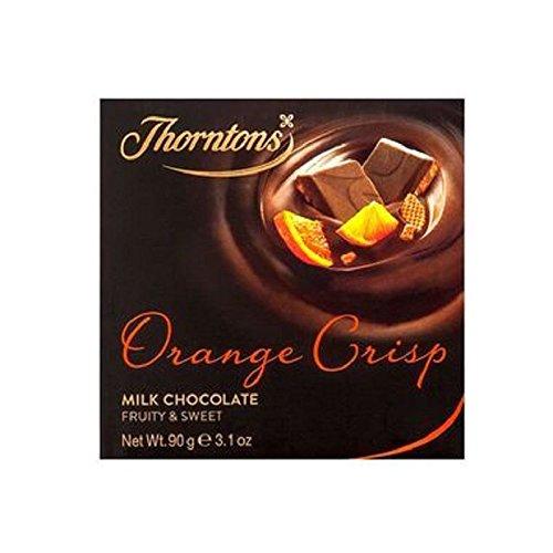 Thorntons Orange Crisp Chocolate Block (90g) ()