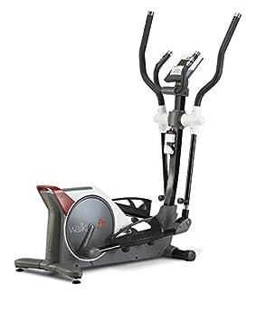 Elíptica Walk.Fit G2346 BH Fitness. Freno magnético. Sistema inercial 12 kg.
