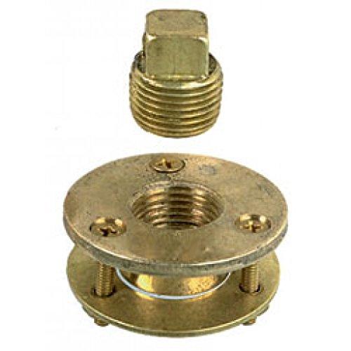 Perko Garboard Drain Plug 1/2