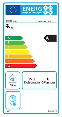 TTulpe® C-Meister 12 P50 Therme Propan Gas Durchlauferhitzer Raumluftunabhängig