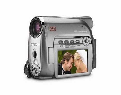 amazon com canon zr700 minidv camcorder with 25x optical zoom rh amazon com Canon Cameras Canon HD Camcorder