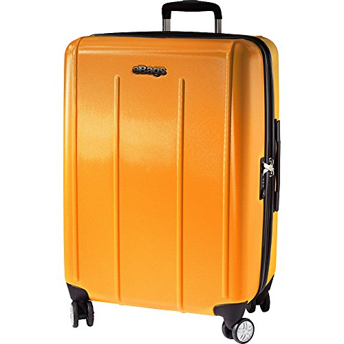 eBags EXO 2.0 Hardside 24'' Spinner (Yellow- Discontinued) by eBags