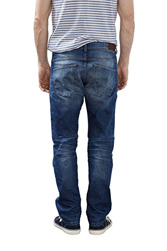 Esprit Blue Wash Jeans Hombre 5 Medium Pocket 027ee2b001 Azul PFrqwfWP1x