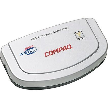 Amazon.com: COMPAQ USBFW 7-Port USB 2.0/FireWire Combo Hub: Electronics