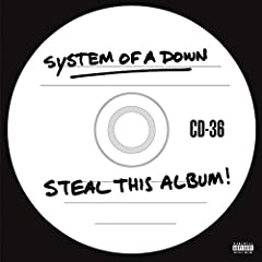 Steal This Album! is the third studio album by Armenian-American heavy metal band System of a Down, released on November 26, 2002, on American Recordings. The album was produced by Rick Rubin and Daron Malakian, and reached #15 on the Billboa...