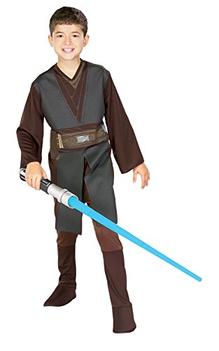 Anakin Skywalker Costumes (Star Wars Child's Anakin Skywalker Costume, Medium)