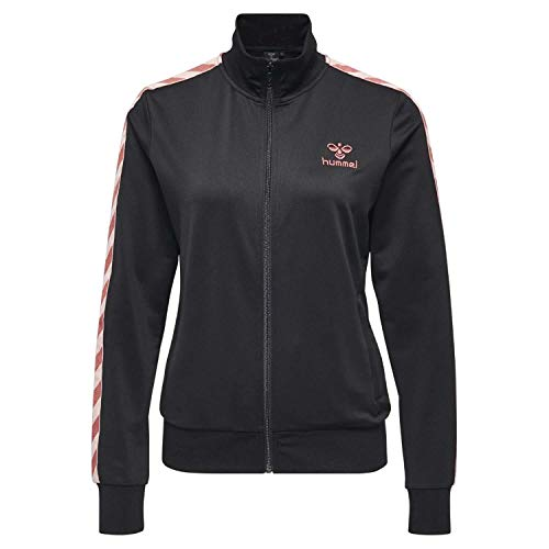 Negro Zip Chaqueta Jacket Hummel Hmlnelly IwTaS
