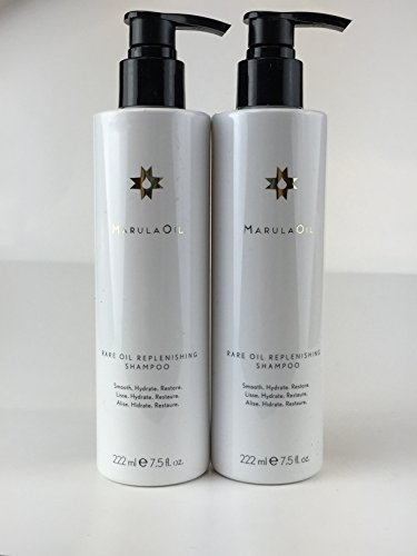 Paul Mitchell Marula Oil Rare Oil Replenishing Shampoo and Conditioner Duo (7.5 Oz) by Paul Mitchell