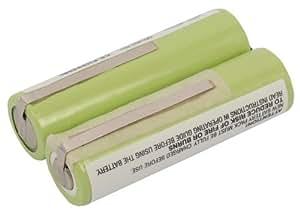 Batería de alta calidad para Philips 5825 célula superior + fisgonear herramienta Pathusion