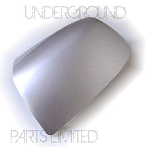 Underground Parts F-FC-01L-SLV Wing Mirror Cover Metallic Silver Left Passenger Nearside UNDERGROUND PARTS LIMITED