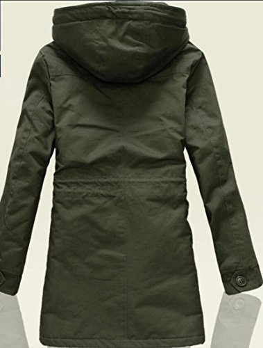 Parka Outerwear today 1 Pockets Coat Jacket UK Casual Mens Hooded q8wZnYp8r