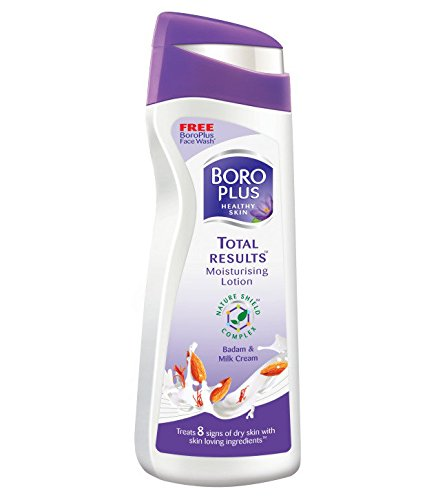 - Himani Boro Total Results Moisturising Lotion Badam & Milk Cream 300 Ml By Dodo Store