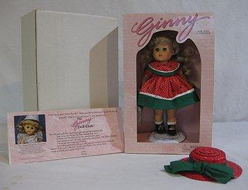 Vogue Doll 8 Ginny (Vogue Dolls Ginny 8