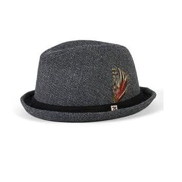 a9418d9157588 ... spain brixton stroll hat grey medium 0e09d 1fe5c