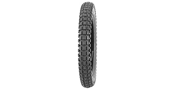 Kenda Trials Tread Front//Rear 4 Ply 3.00-18 K262 Motorcycle Tire