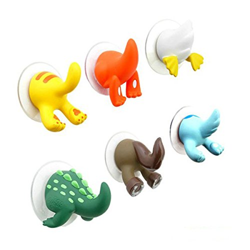 C&C Products Funny Cute Animal Tail Wall Hooks And Hangers durable service