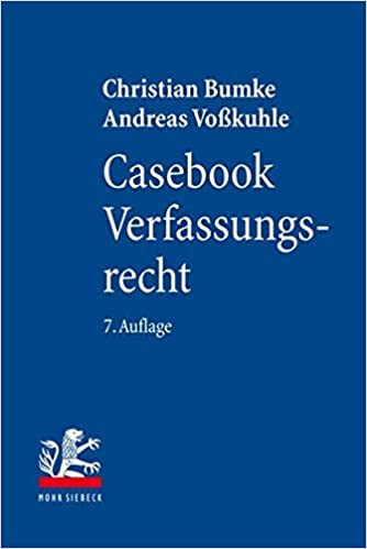 Book Casebook Verfassungsrecht (German Edition)