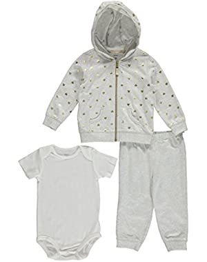 2 Piece Cardigan Set (Baby)