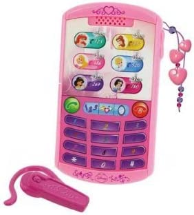 Disney Princess Smartphone Toy Telephone with an earpiece by