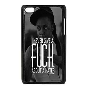 LSQDIY(R) Lil Wayne iPod Touch 4 Personalized Case, Customised iPod Touch 4 Case Lil Wayne