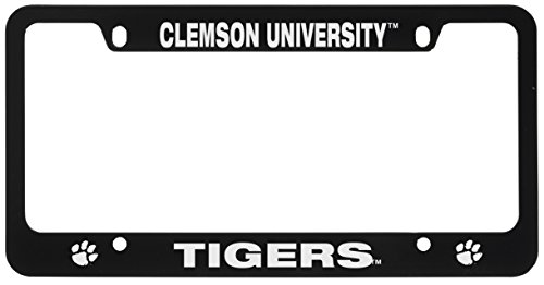 Clemson University -Metal License Plate ()